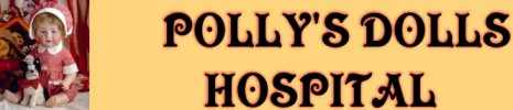Polly's Doll Hospital and Teddy Clinic