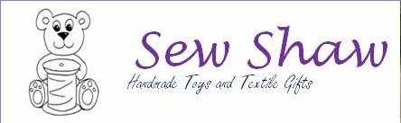 Sew Shaw Homemade Toys, Textile Gifts and Soft Toy Repair Service