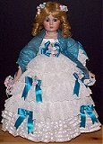 Victorian Doll - click for more information